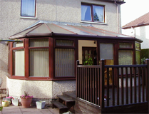 High Specification double glazing