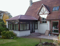 Sunroom Project - Aberdeen, Scotland