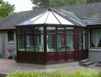 Conservatory Project - Alford, Scotland