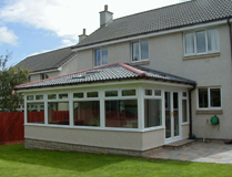 Sunroom Project - Elrick, Scotland